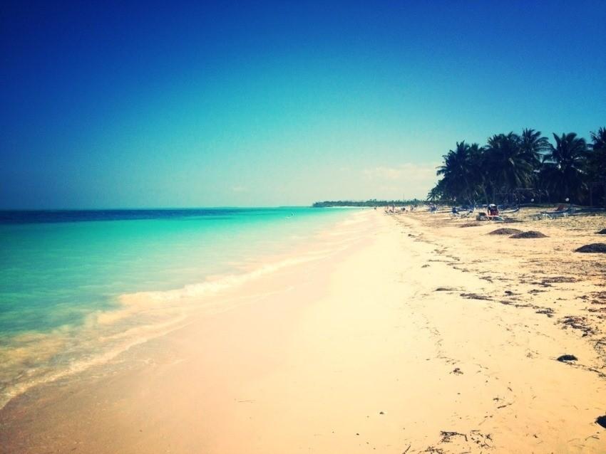 Kubanske plaže jedne su od najljepših na svijetu