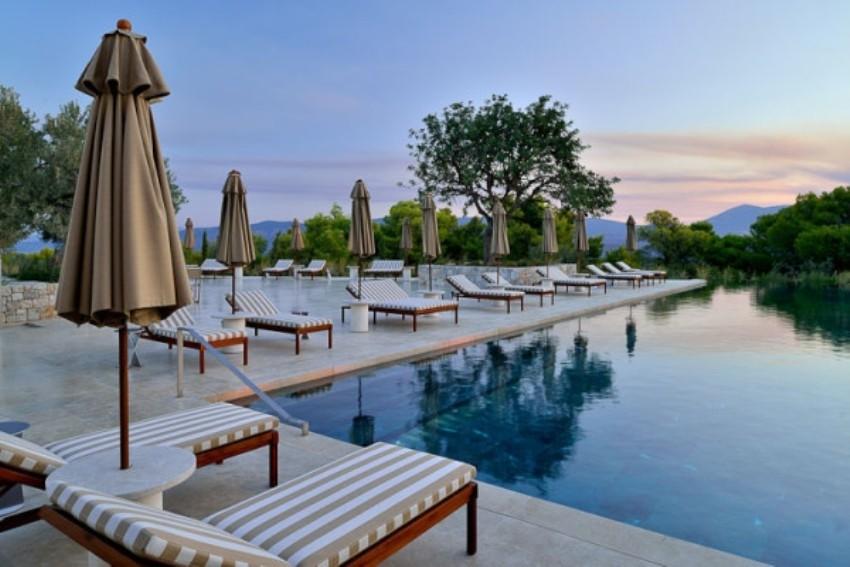 Amanzo'e resort na poluotoku Peloponezu