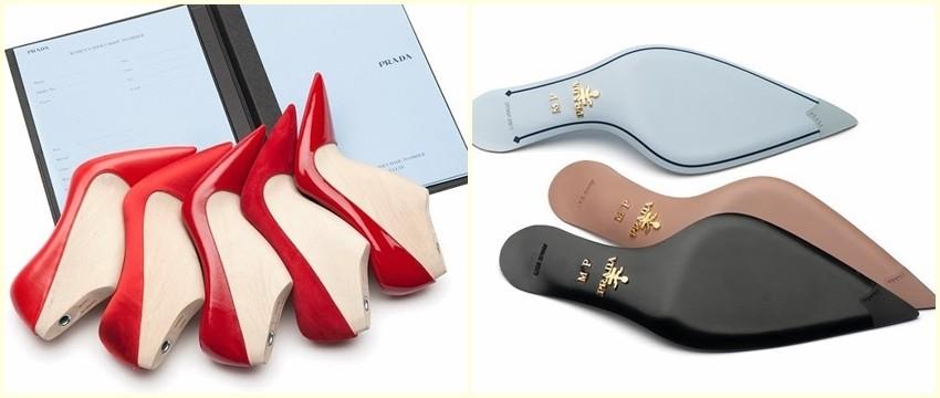 Dizajnirajte svoje Prada cipele