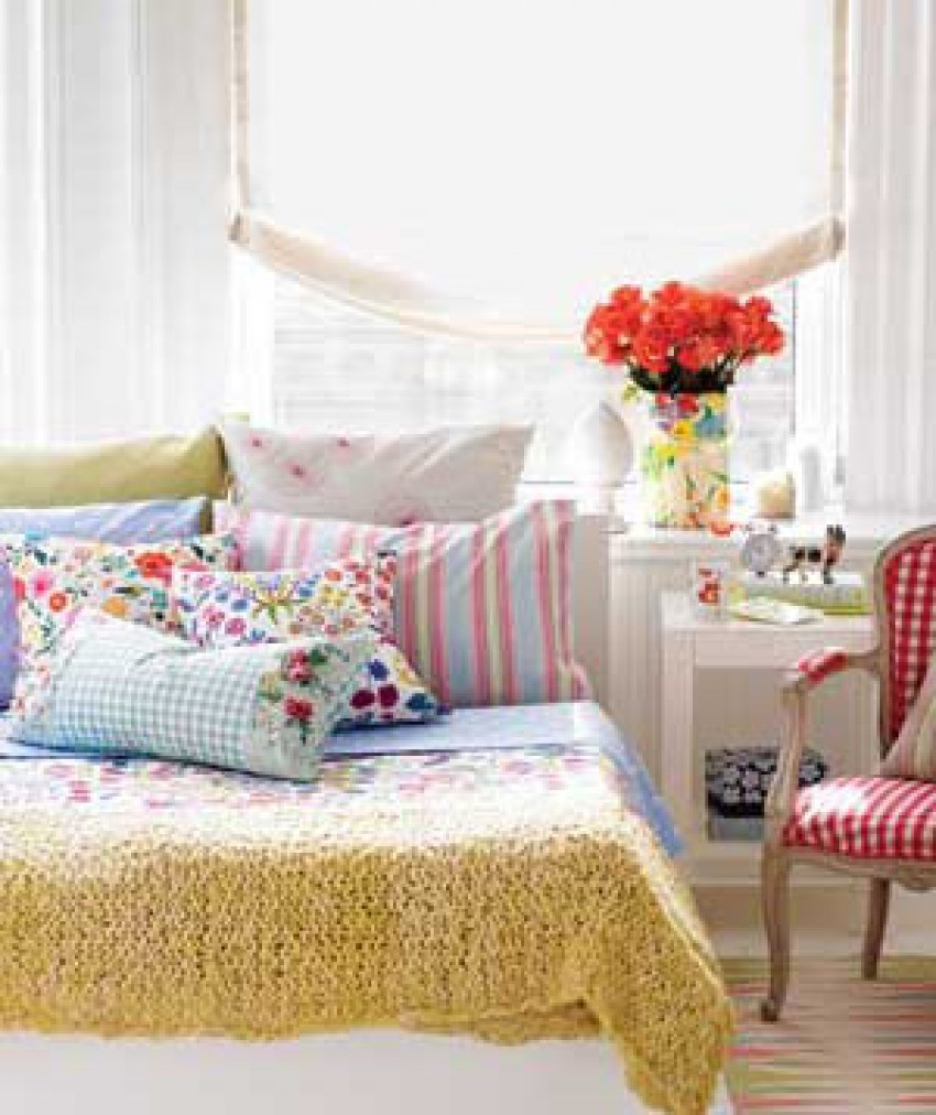 bedroom bedroom Decorating Tricks for Your Bedroom bed pillow 300
