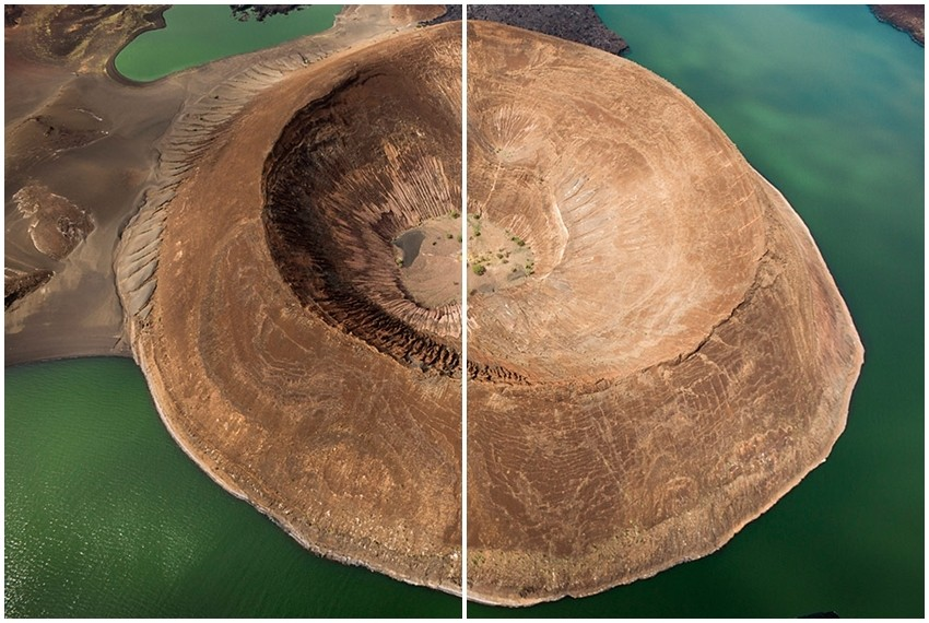 Nabiyotum vulkan, Kenija