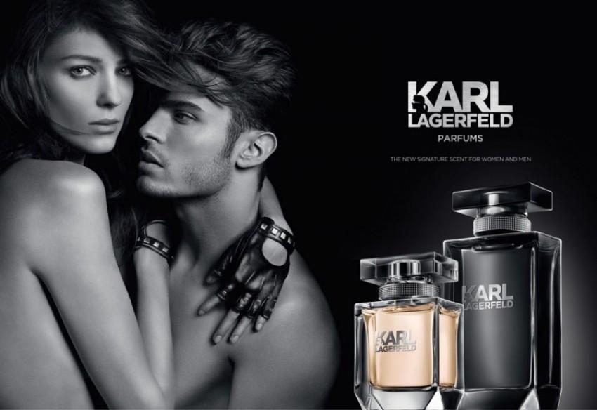 Lagerfeld parfemi za Harrods