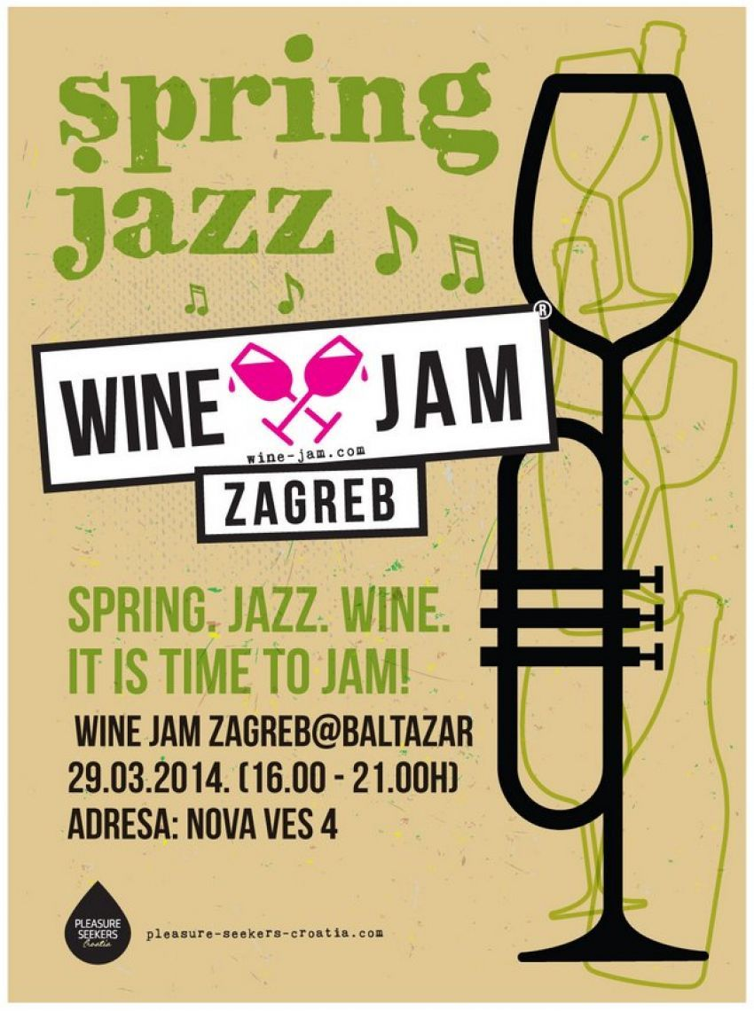 Spring Wine Jam, Baltazar