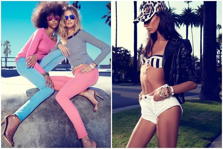 Ležerne kombinacije i poneki upečatljivi komad, prijedlozi su Juicy Couturea za ovo ljeto