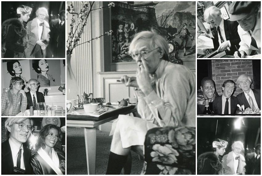 Dosad neobjavljene Warholove fotografije na kojima je u društvu slavnih prijatelja