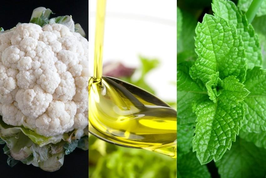 Cvjetača, maslinovo ulje i pepermint namirnice su koje će vam pomoći u mršavljenju