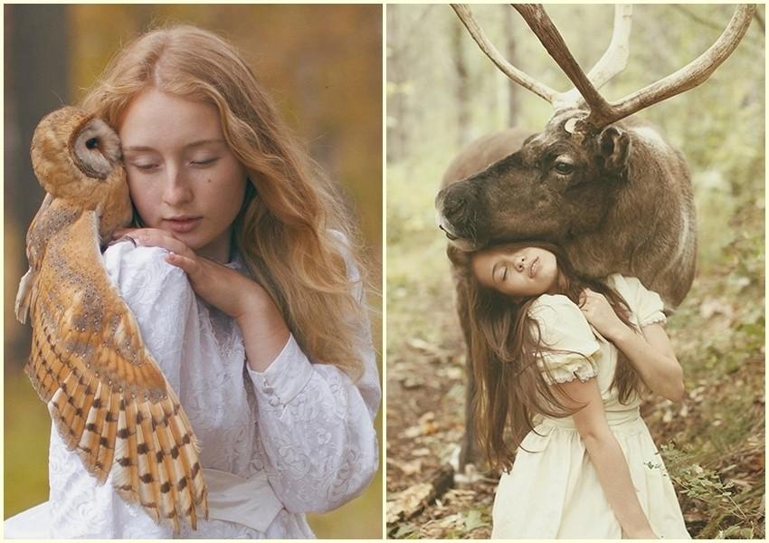 Život je bajka: Pogledajte najljepše fotografije ljudi i životinja