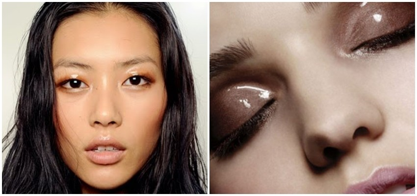 Make up trik s revija: DIY kremasto sjenilo
