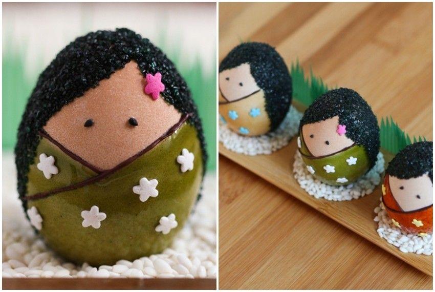 Cool ideje za ukrašavanje uskršnjih jaja
