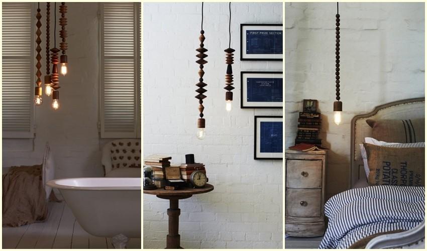Lampe privjesci za idealan sanjivi interijer