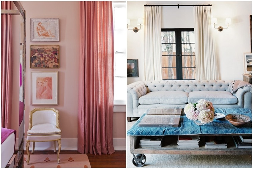 Komadi namještaja u nekoj pastelnoj boji podarit će vašem domu elegantni, ali i pomalo ekstravagantni izgled