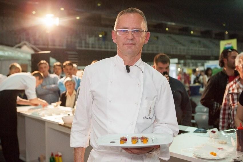 Janez Bratovz, 2. Hr festival hrane i vina