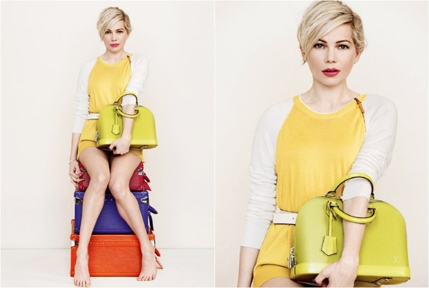 Michelle Williams za Louis Vuitton ispred objektiva Petera Lindbergha