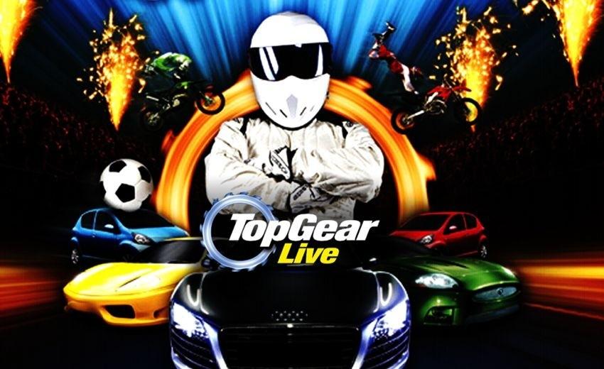 Karte za Top Gear Live u prodaji za nekoliko dana