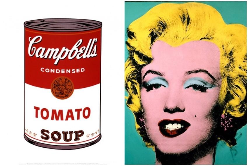Andy Warhol jedan je od najpoznatijih predstavnika pop arta