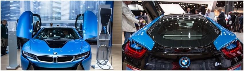 BMW i8: $135,000