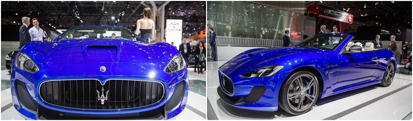 Maserati GranTurismo MC Centennial Edition Range: $160,000