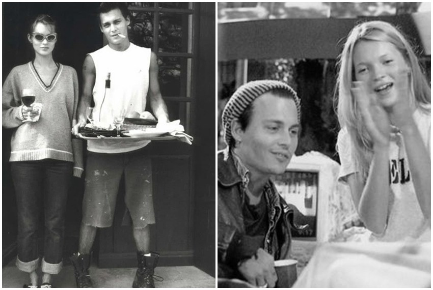 Iako već davno nisu par, Kate i Johnny ostaju istinske ikone stila