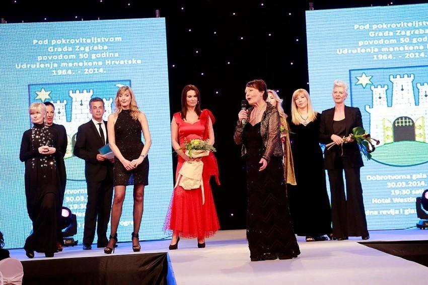 50 godina UMAH-a, Regina Jeger, Suzy Josipović, Sanja Bjedov, Tamara Roglić, Livia Butuči i Tihana Harapin