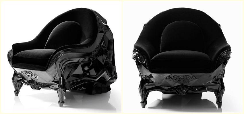 Želimo ovu cool stolicu-lubanju