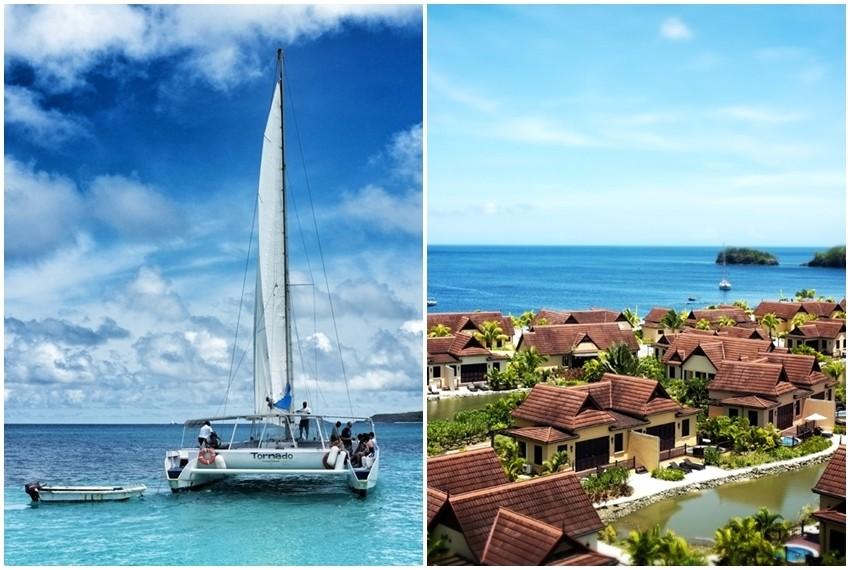 Sveti Vincent i Grenadini