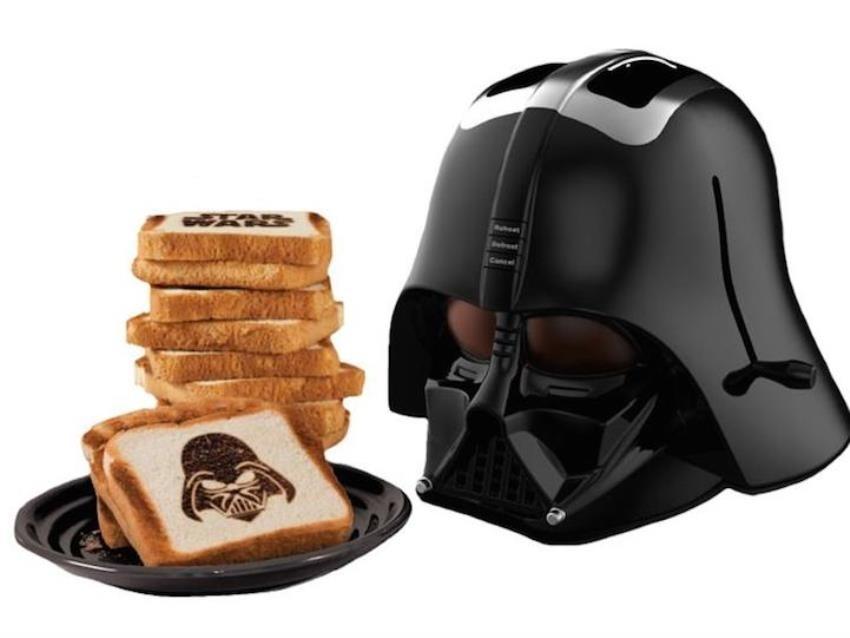 Darth Vader toster za sve fanove Zvjezdanih ratova