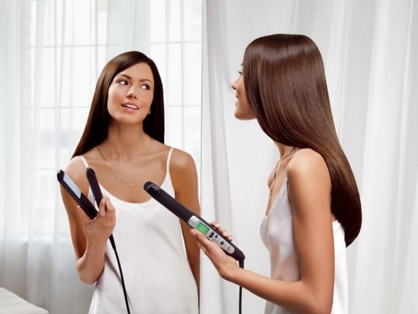 6 grešaka kojih radite s peglom za kosu