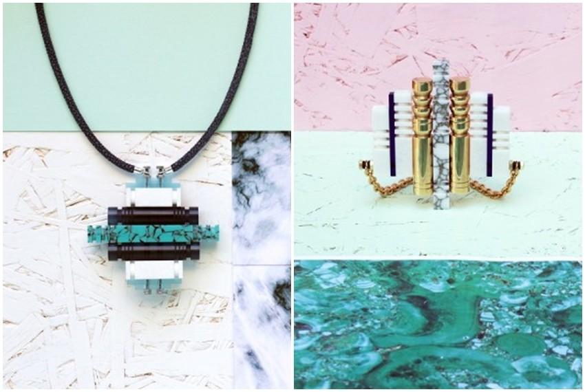 Konceptualni nakit dizajnerice Lily Kamper