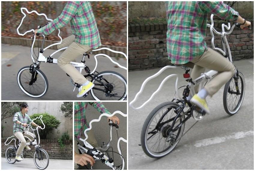 Horsey bicikl Eungija Kima