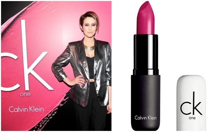 Calvin Klein i DEV zajedno izdaju super ljetni ruž