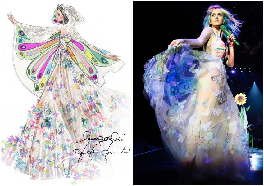 Katy Perry za Prismatic turneju nosi i Valentina