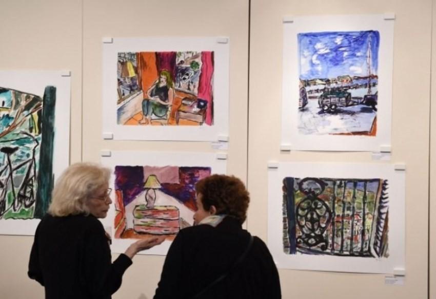 Izložba slikarskih radova Boba Dylana u New Yorku