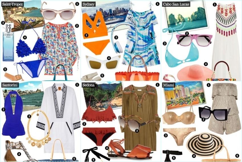 Inspirirajte se modnenim ljetovalištima