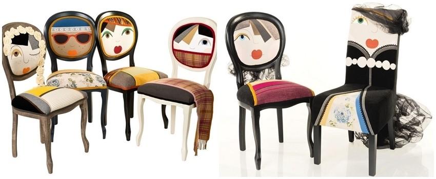 Vrckave stolice za svaki interijer