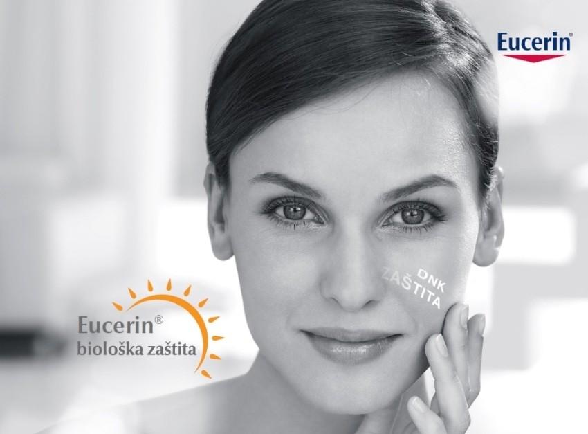 Zaštite kožu lica s Eucerin proizvodima