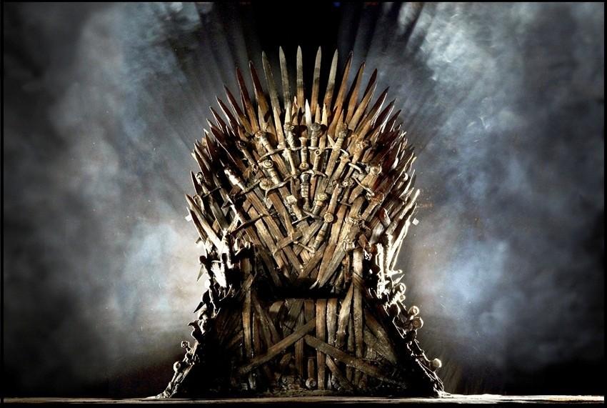 Biste li posjedovali željezno prijestolje iz Game Of Thronesa?