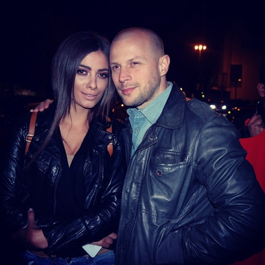 Alan Hržica i Petra Frković