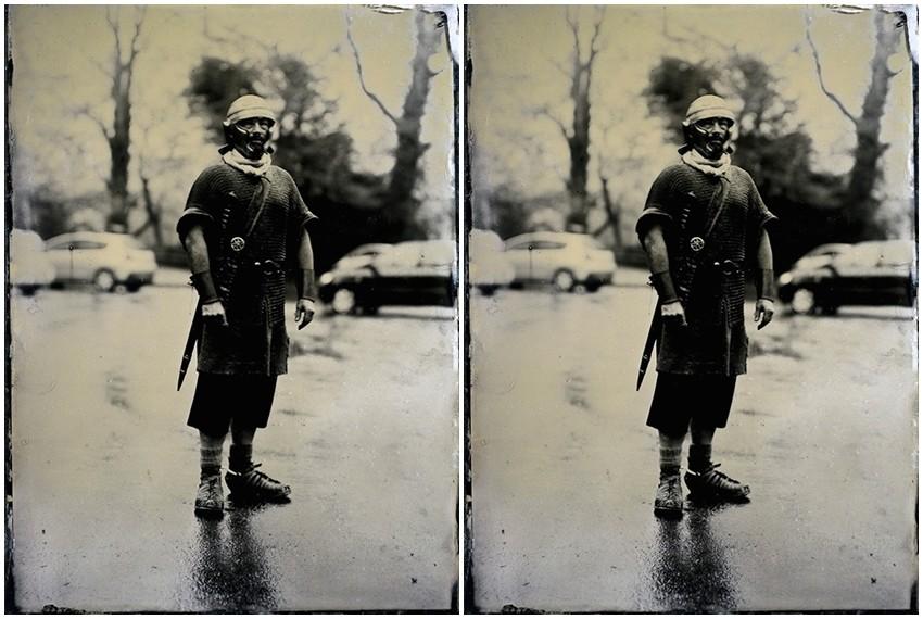 Objektiv iz 1920.godine i drveni fotoaparat star 130 godina zaslužni su za zanimljivi rad Jonathana Keysa