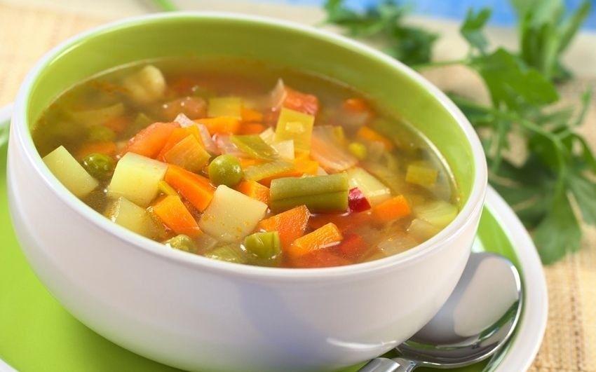 Sexy do ljeta: Bogata povrtna juha