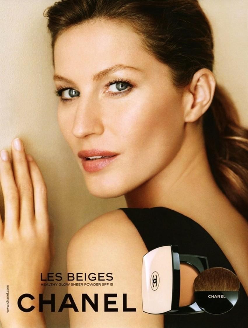 Gisele Bündchen je novo lice Chanela No.5