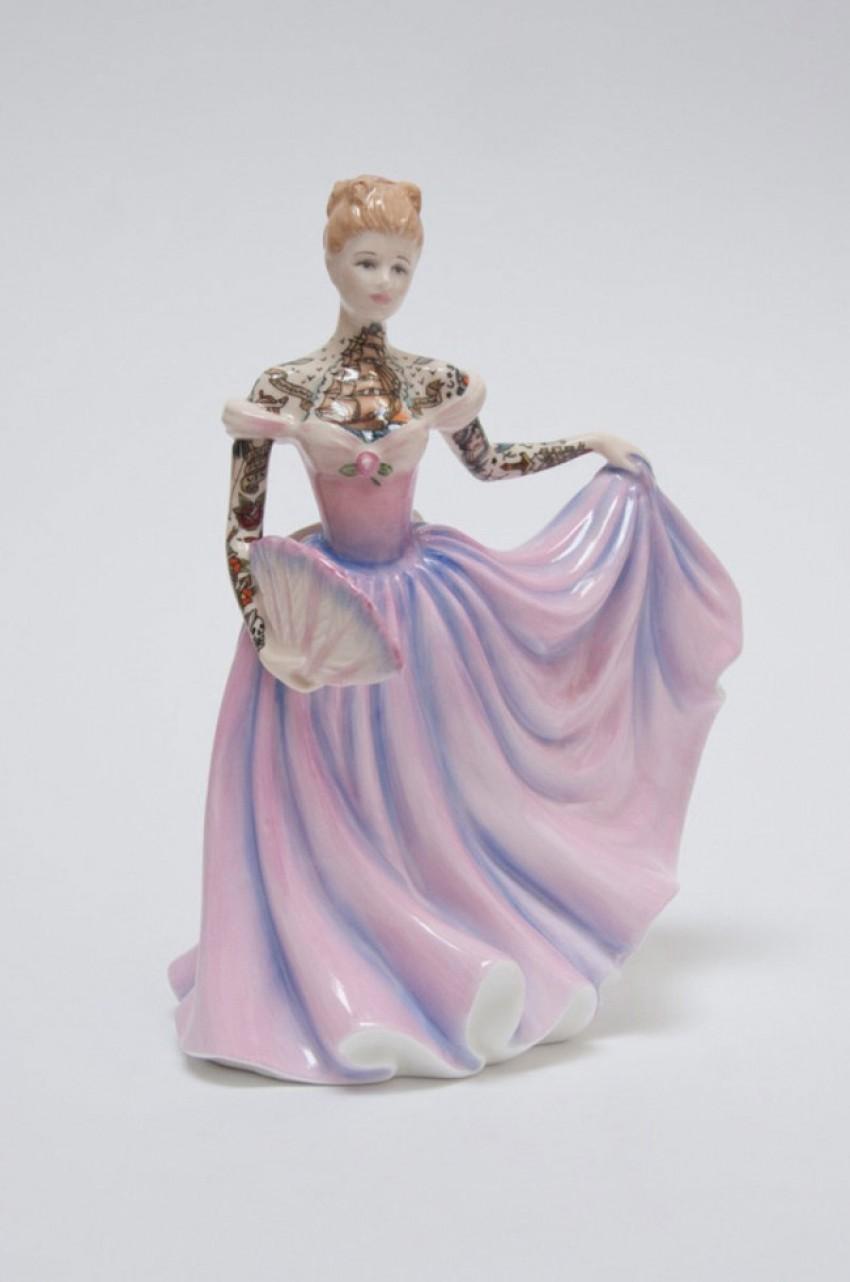 Želimo ove divlje porculanske lutke