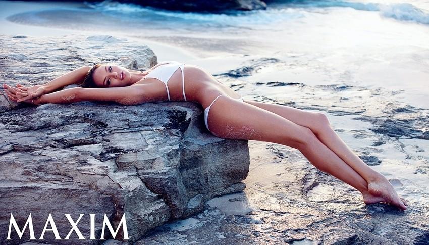 Candice Swanepoel je najseksi žena po Maximu