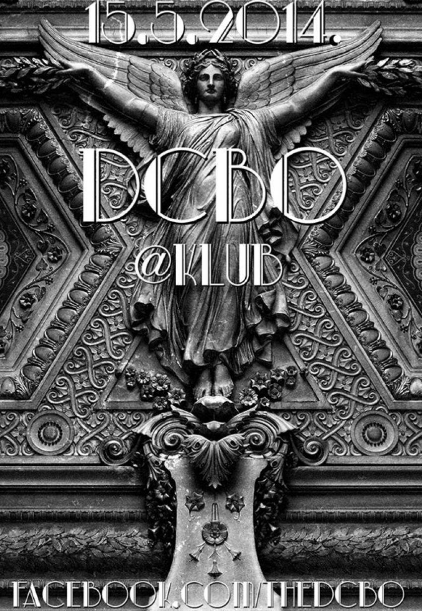 Sutra nas očekuje novi DCBO party!