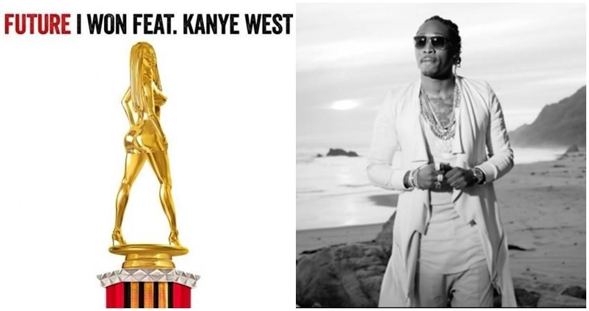 "Danas slušamo: ""I won"", stvar repera Futurea ft. Kanye West"