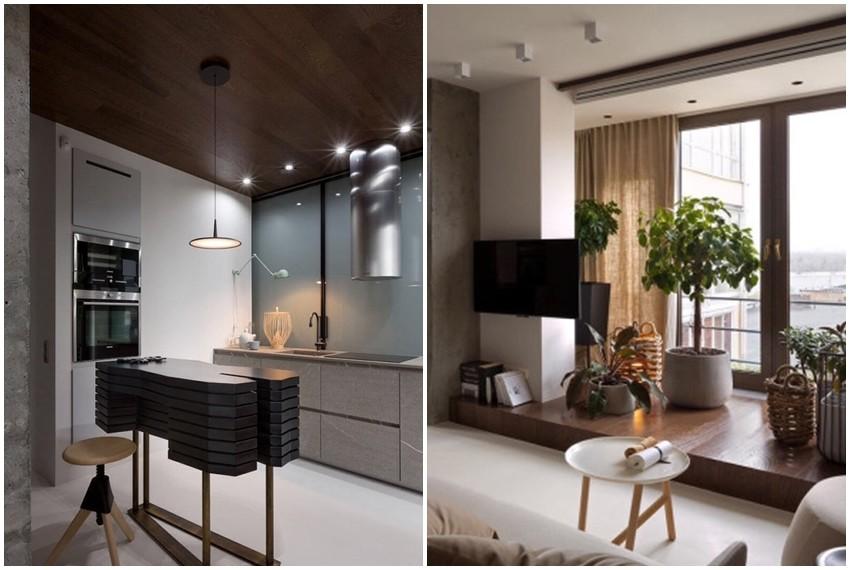 Industrijski stil uređenja obogaćen je stylish detaljima inspiriranim estetikom modne kuće KENZO