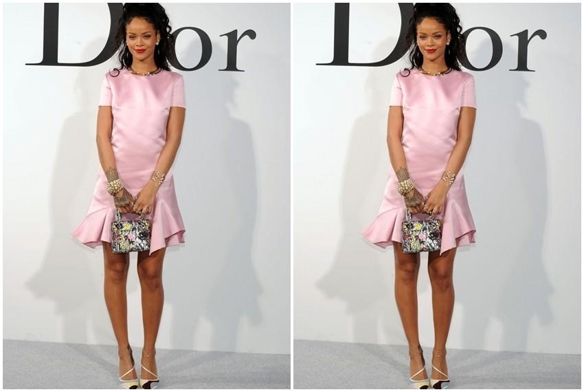 Rihanna u Dioru