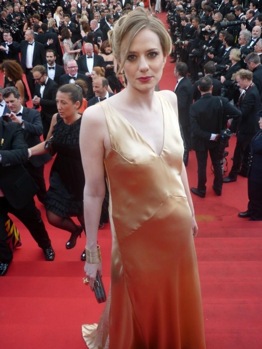 Jelena Veljača, Cannes, crveni tepih