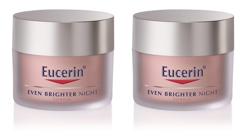 Eucerin Even Brighter noćna njega za smanjenje pigmentacijskih mrlja, 50 ml
