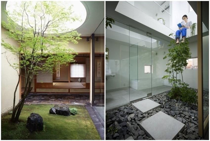 Minimalističko uređenje i ljepota u jednostavnim stvarima glavne su značajke japanskih vrtova