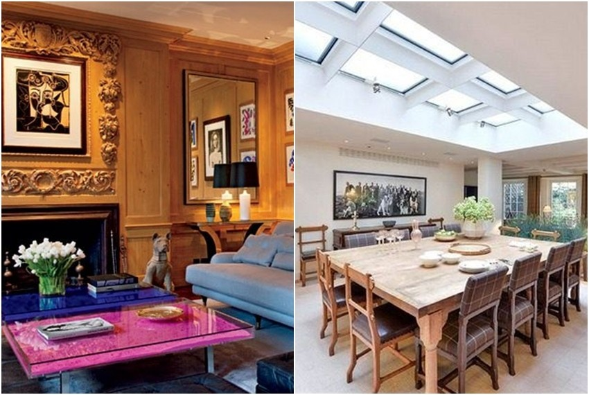 Londonska rezidencija engleskog pjevača Stinga